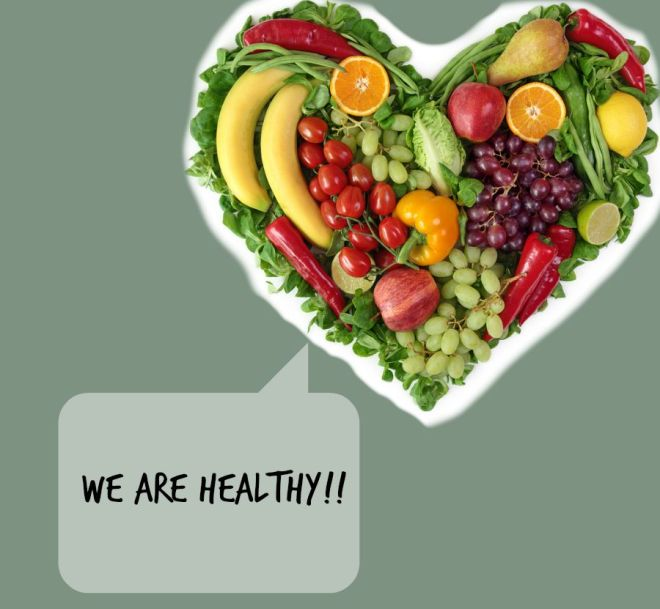 we are healthy fruits